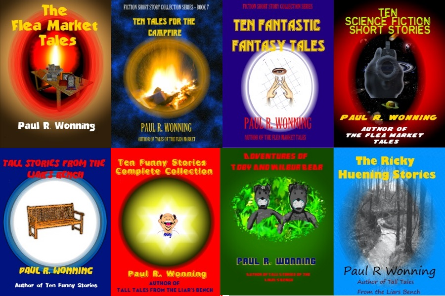 Fiction Short Story Collection Series