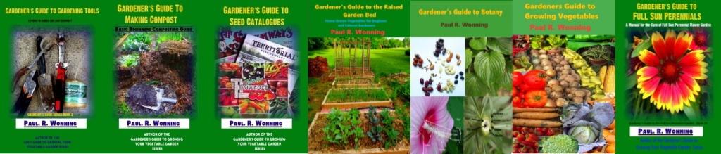 Gardener's Guide Serie