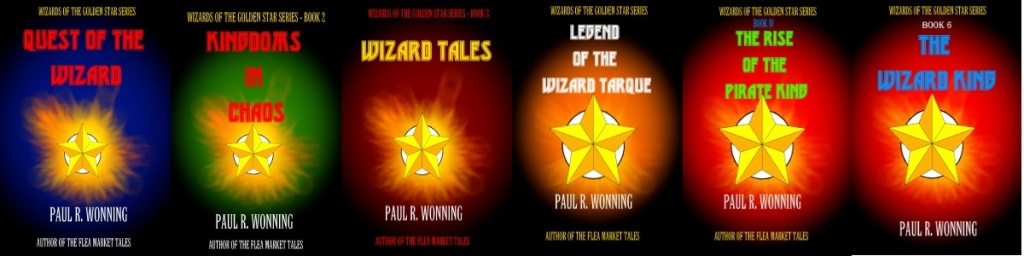 Wizards of the Golden Star Series