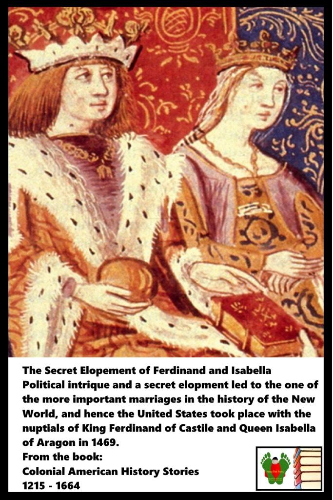 The Secret Elopement of Ferdinand and Isabella