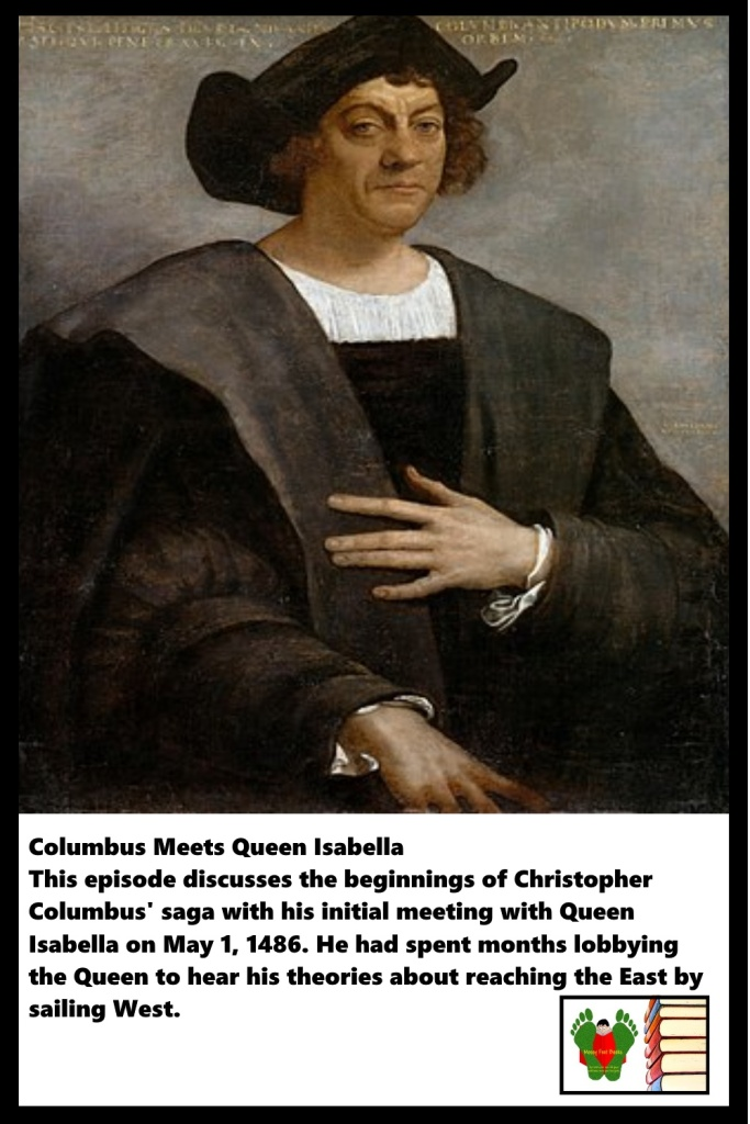 Podcast - Columbus Meets Queen Isabella