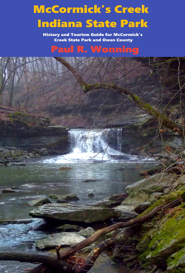 Podcast - History of McCormick's Creek Indiana State Park