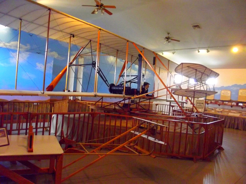 Visiting the Wilbur Wright Birthplace & Museum