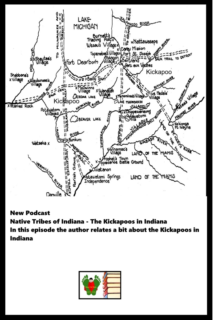 Podcast - Native Tribes of Indiana - The Kickapoos in Indiana