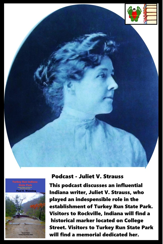 Podcast - Juliet V. Strauss