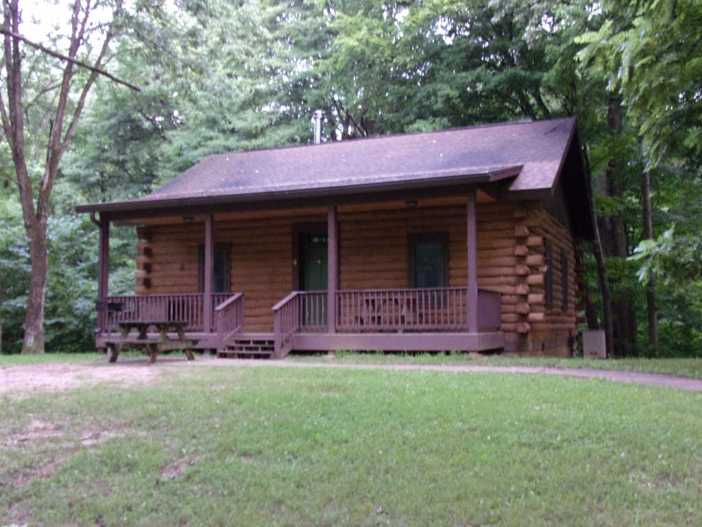 Family Cabin at Harmonie State Park