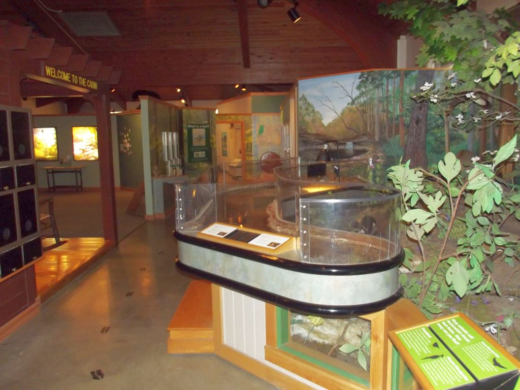 Podcast - History of the Indiana State Park Nature Centers