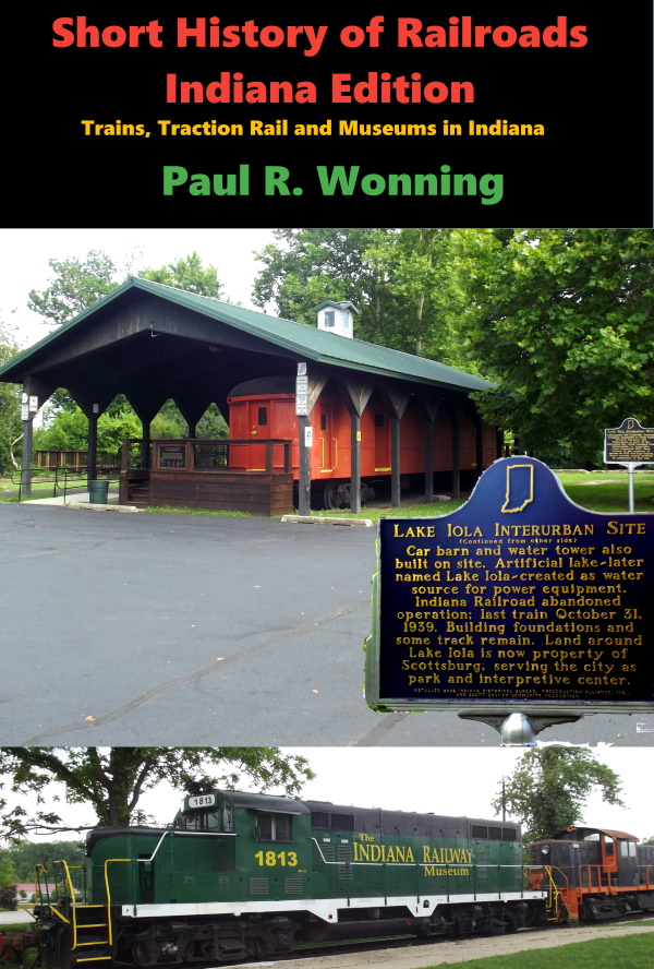 Sample Chapter - Indiana's First Railroad