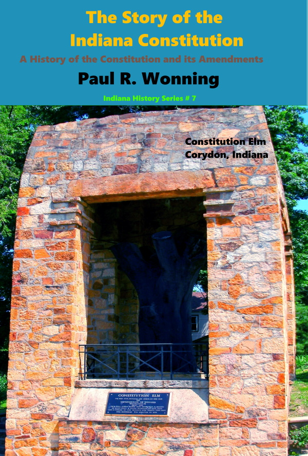The Story of the Indiana Constitution