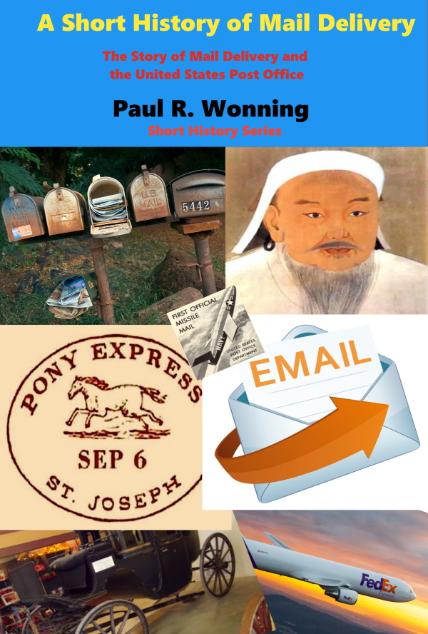 Sample Chapter - Ancient Egyptian Mail Service